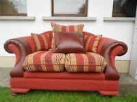 A Beautiful 2 Seater Sofa