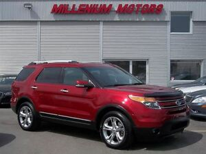 2015 Ford Explorer LIMITED 4WD / NAVI / B.CAM / SUNROOF / LOADED
