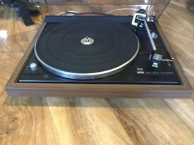 Dual 502 Turntable with Shure cartridge