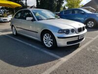 BMW 320D AUTOMATIC GEARBOX 1 YEAR M.O.T