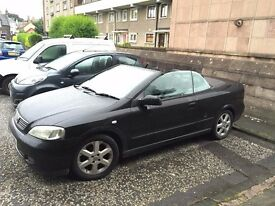 Vauxhall Astra 1.6 convertible soft top, Bertone Edition * Mot till June 17 * Mint condition