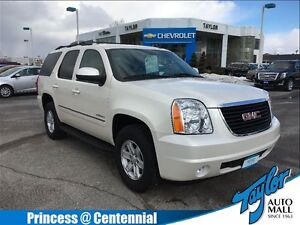 2011 GMC Yukon SLT| Leather Bucket Seats
