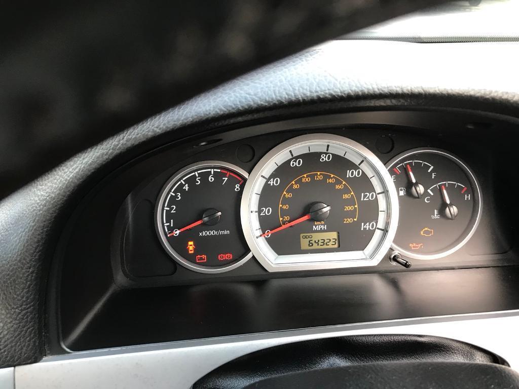 Chevrolet lacetti 1.6 six