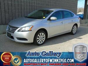 2015 Nissan Sentra SV * Only 5,947 kms!
