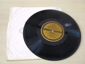 Brahms - The Great Musicians Part One Vinyl 10 inch LP