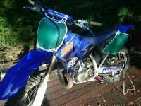 Yamaha yz 250 yz250 not sx rm cr yzk kxf