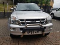 ISUZU RODEO 3.0TD in mint condition. Truck is rust free