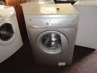Grey Zanussi Washing Machine