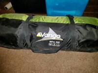 Vango Beta 350 3 person tent