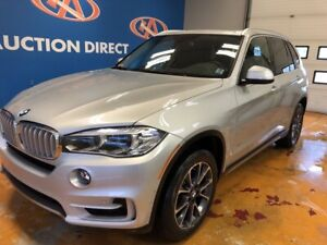 2018 BMW X5 xDrive35i 3.0L/ VISTA ROOF/ POWER HEATED LEATHER...