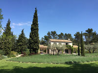 Beautiful property in Saint Rémy de Provence