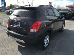 2014 Chevrolet Trax 1LT One Owner  FWD Alloys  Cloth Kingston Kingston Area image 5