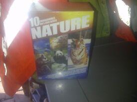 NATURE DVD SET