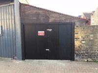 LARGE GARAGE available to rent for storage or a car