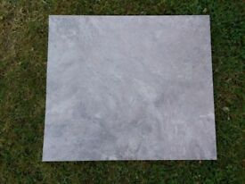 Howdens Natural Stone Grey kitchen counter/surface material assorted pieces