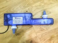V2ecton 600 - UV Steriliser for aquarium and pond