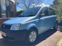 Fiat, PANDA, Hatchback, 2008, Manual, 1108 (cc), 5 doors