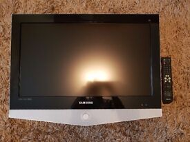 Samsung 26 inch HD ready LCD TV model LE26R41BDX
