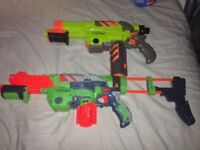X2 Nerf Disc Shooters