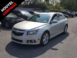2014 Chevrolet Cruze LT RS CUIR TOIT MAGS