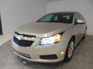 2014 Chevrolet Cruze 1LT, BLUETOOTH, A/C, JAMAIS ACCIDENTÉ, 8 PN