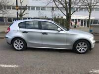 BMW 1 series 118d 5 door hatchback manual 2.0 diesel