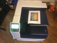 Xerox 7800 DN A3+ Colour Laser Printer Only 657166 Clicks! Great Condition!