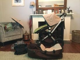 Bugaboo Pram, Mama and Papa's room set and others