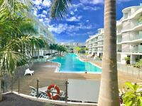 Modern luxury apartment large investment in Tenerife