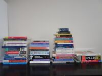 53 Books Computing IT UML JAVA Multimedia Electronics Maths Accounting Business Management Property
