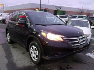 2014 Honda CR-V LX--AWD--AUTO--SIEGES--CAMERA--BTOOTH