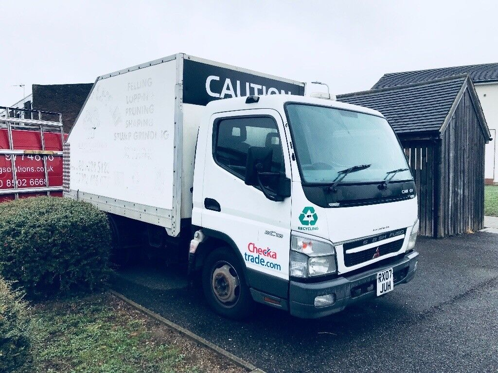 2007 Mitsubishi canter tipper tax and mot | in Romford, London | Gumtree