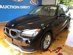 2015 BMW X1 xDrive28i HUGE PANO SUNROOF! LEATHER! AWD!