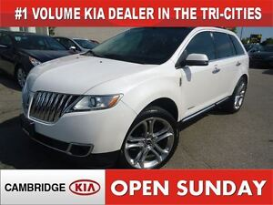 2013 Lincoln MKX LIMITED / NAV / ROOF / 74KM Cambridge Kitchener Area image 1
