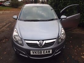 Great little Vauxhall Corsa for sale