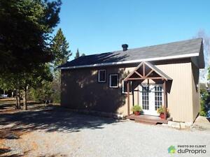 255 000$ - Maison à un étage et demi à vendre à Rouyn-Norand