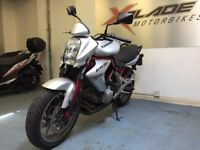 Kawasaki ER6N Motorcycle, 1 Owner, Alarm, ABS, Crash Bungs, V Good Cond, ** Finance Available **