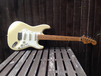 Fender Squier Stratocaster 1991 Korean by Samick Immaculate condiction