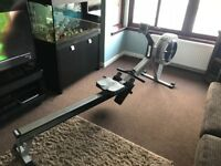 Concept 2 Model D with PM4 monitor in as new condition.