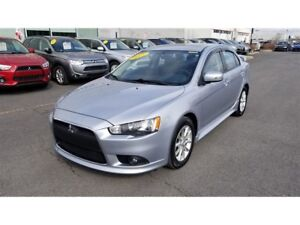 2015 Mitsubishi Lancer SE LIMITED TOIT+MAGS+SIEGES CHAUFFANTS+CR