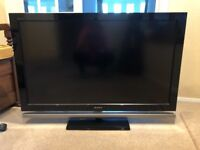 46inch Sony LCD digital TV in go working order