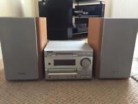 Sony mini disk, CD, Radio