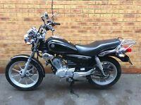 Yamaha YBR 125 125 Custom 125cc *IMMACULATE, SERVICED & MOT*