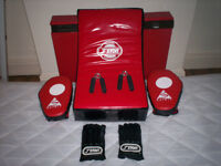 Boxing & Martial Arts Training Equipment