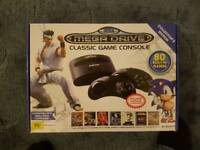 Sega Mega Drive classic games console