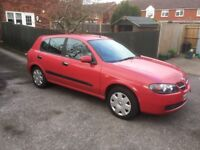 Low mileage, years MOT, one previous owner- Nissan Almera