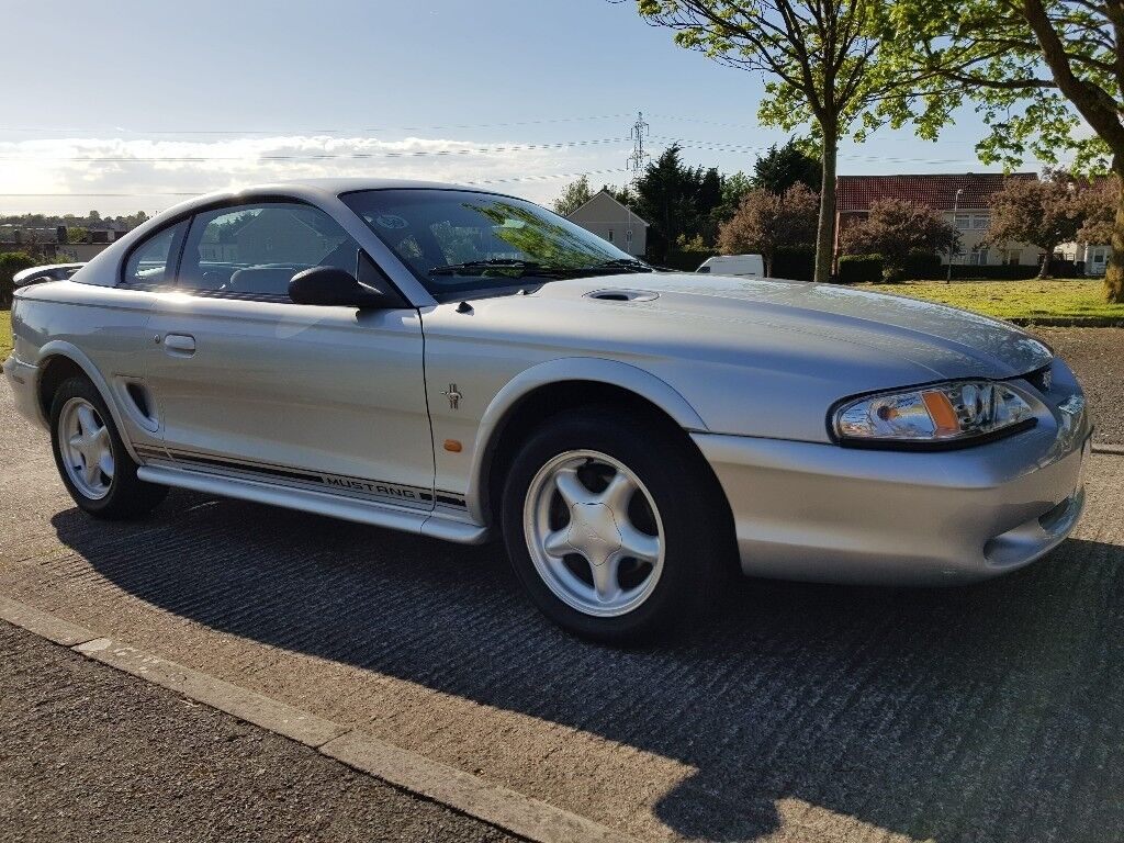 Ford mustang 1997 98 automatic 3 8 v6 lhd in lockleaze bristol gumtree