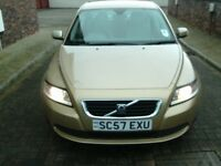 2008 57 VOLVO S40 1.8 S ** SERVICE HISTORY ** MUST BE SEEN ** 12 MONTH MOT **
