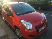 Lady Owner-63 Reg- Suzuki Alto,5dr- Very Low Mileage,£0 Road tax a year!!For sale Only £2250!!