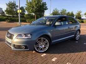 Audi A3 S-line 2.0TDI - excellent condition - low miles